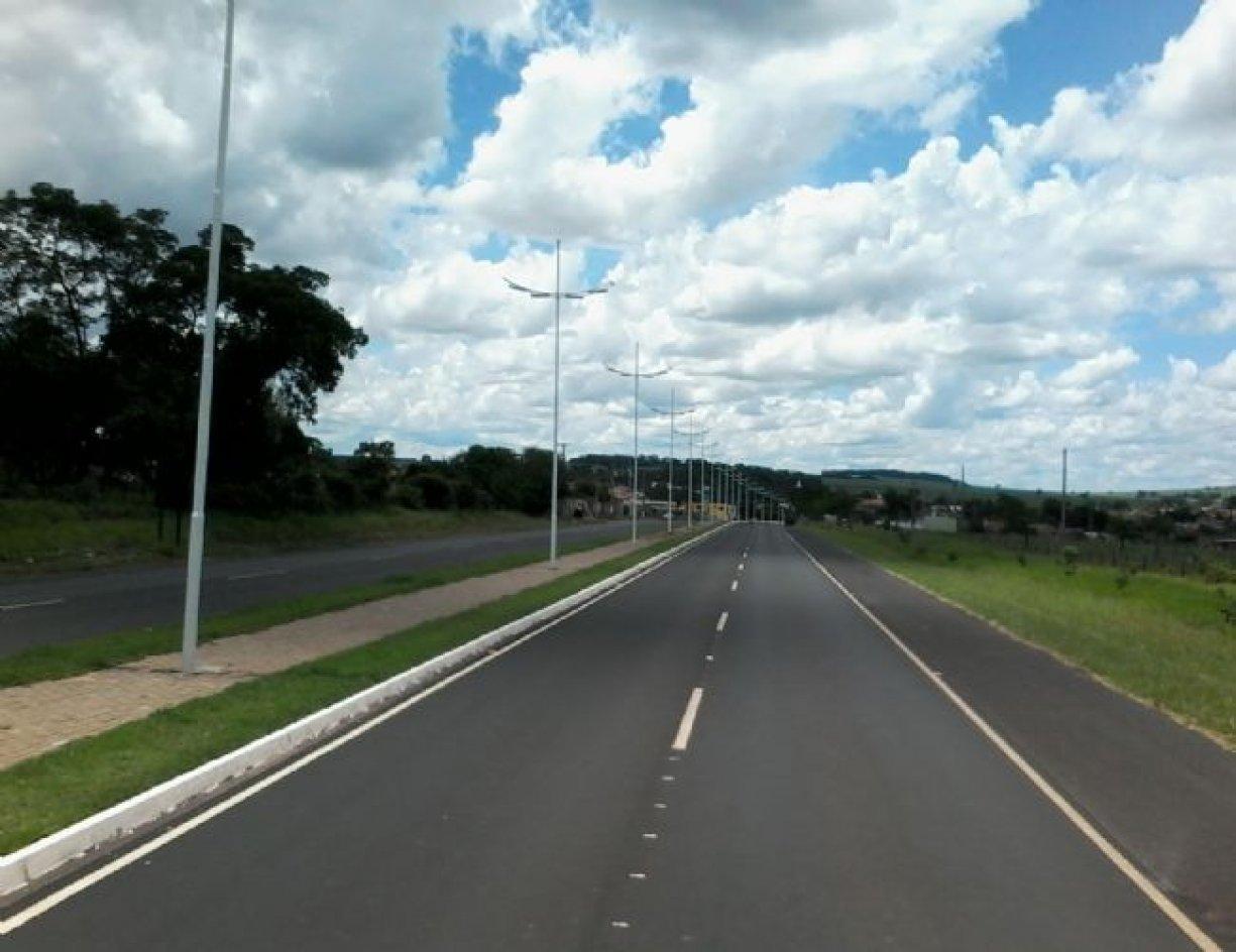 Avenida Arlindo Chinaglia